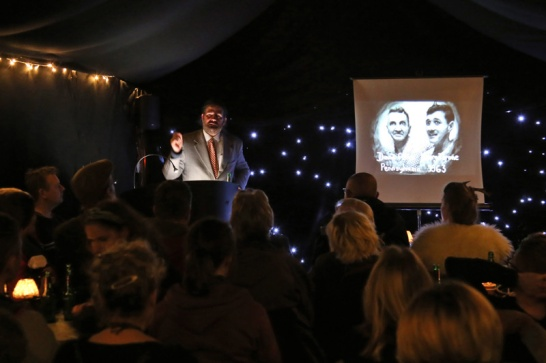 The Dark Outside Lecture - Innes Smith