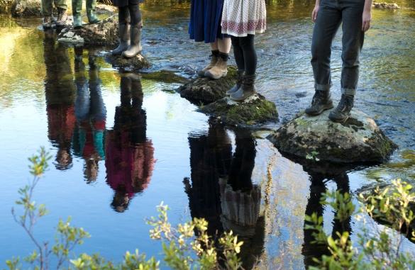 SUMA. Zoe Irvine and Kuchke. Image: Alison Boyes