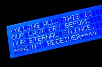Eternal Simence. Jamie Clements and Nick Millar. Image: Alison Boyes
