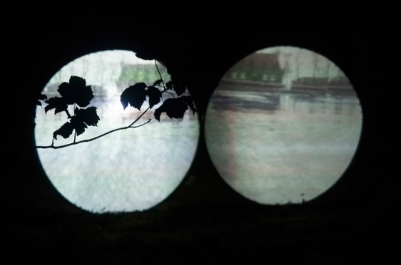 Mirror Screens. Image: Alison Boyes